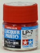 Tamiya 82107 LP7 Pure Red